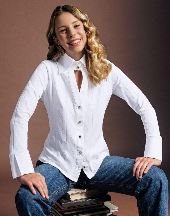 [el]Meryl γυναικείο πουκάμισο NaraCamicie [en] Meryl woman shirt NaraCamicie