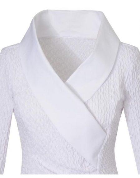 Meryl drape μπλούζα NaraCamicie