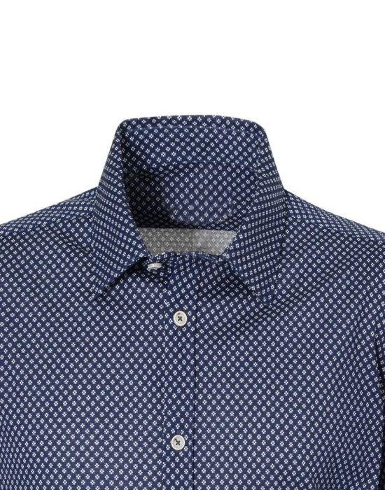 [el]Micro-print ανδρικό πουκάμισο NaraCamicie [en] Micro-print man's shirt NaraCamicie