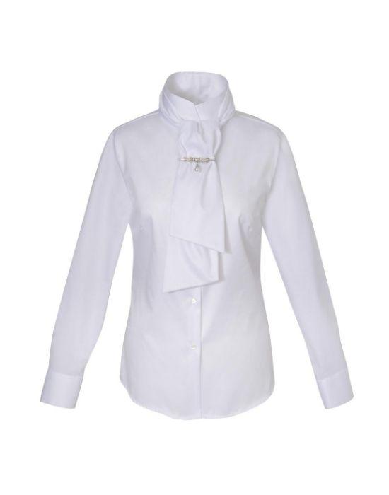 Oxford πουκάμισο με σάρπα Nara Camicie