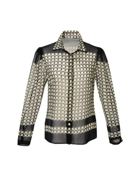 Pied de poule πουκάμισο Nara Camicie