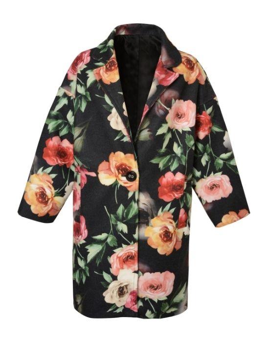 Floral print παλτό NaraCamicie