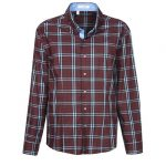 plaid man's shirt NaraCamicie