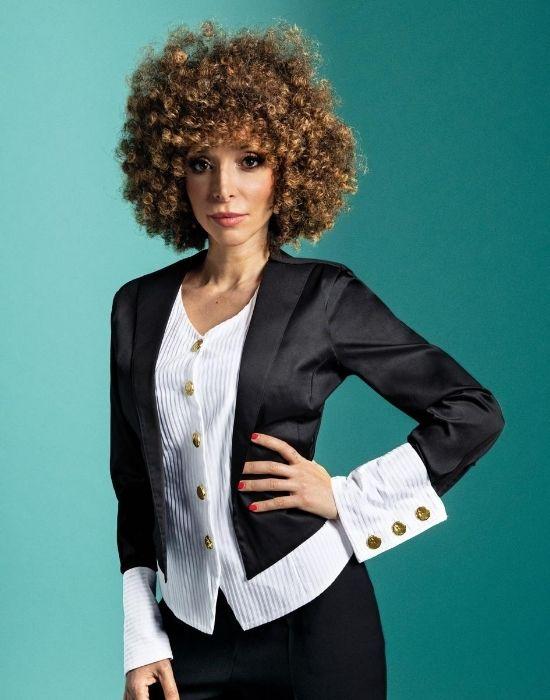 [el]Γυναικείο πουκάμισο piegolina NaraCamicie[en]Woman's shirt in piegolina NaraCamicie