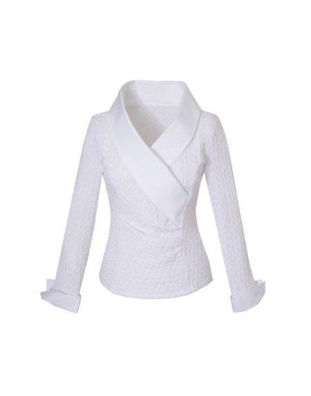Meryl drape μπλούζα Nara Camicie T6843-FO8920