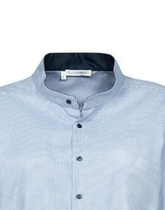 [el]Mandarin collar ανδρικό πουκάμισο naracamicie [en] mandarin collar man's shirt naracamicie