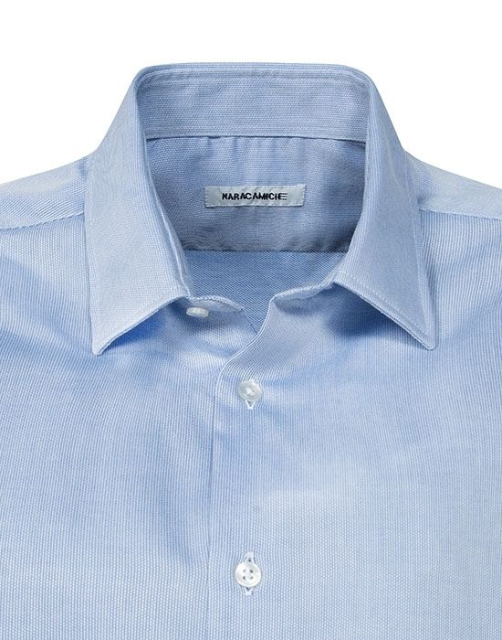 [el] Organic Cotton ανδρικό πουκάμισο NaraCamicie