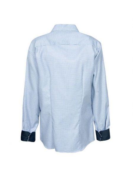 mandarin collar man's shirt naracamicie