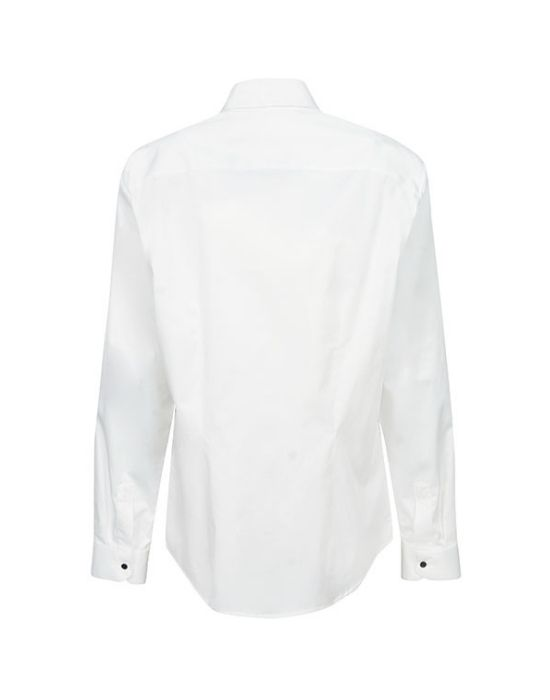 [el]ανδρικο πουκαμισο με πιέτες στον γιακά NaraCamicie [en] man's shirt with pleats on the collar NaraCamicie