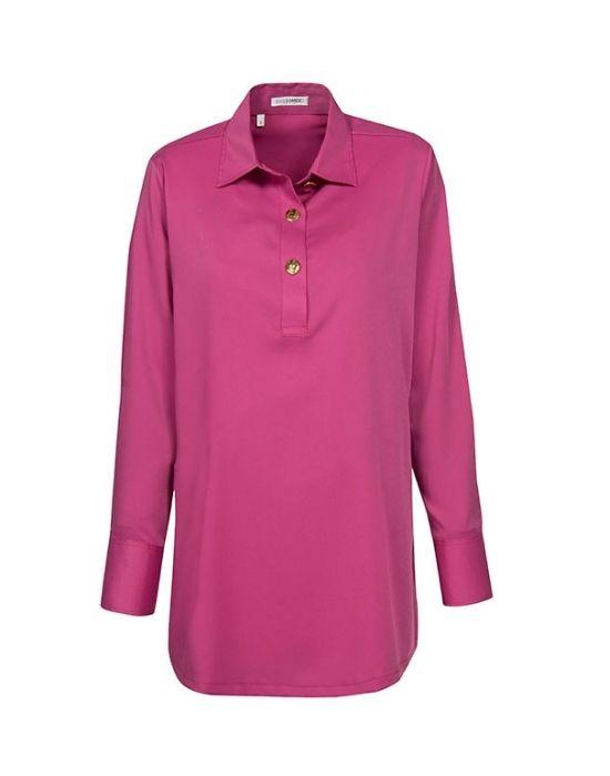 Γυναικεία μπλούζα πόλο-τουνίκ NaraCamicie