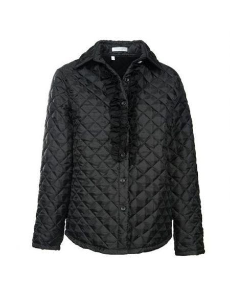 Γυναικείο piumino jacket με frills NaraCamicie