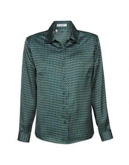 Σατέν κλασικό πουκάμισο NaraCamicie