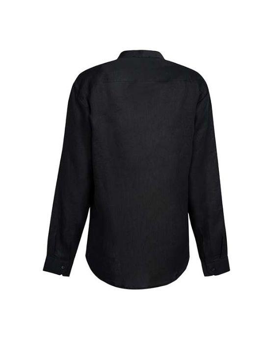 Ανδρικό korean collar πουκάμισο NaraCamicie TOO10-HO2957