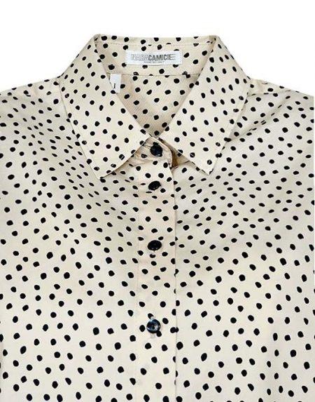 Βaby polka dots πουκάμισο NaraCamicie T6934-FO8987