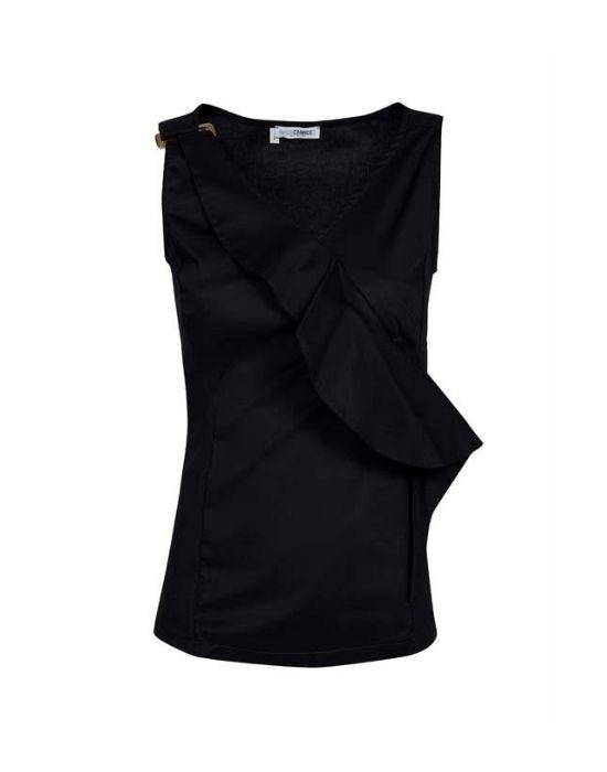Μπλούζα με βολάν NaraCamicie-T3449-DO8712