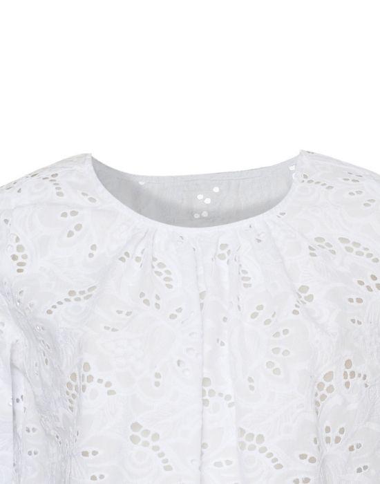 Μπλούζα broderie anglaise NaraCamicie T6906-DO8968