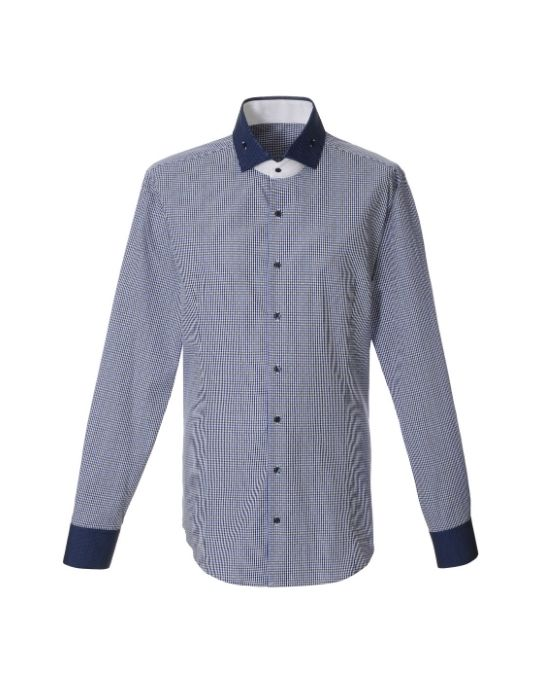 Button down ανδρικό πουκάμισο NaraCamicie T6910-HO3022