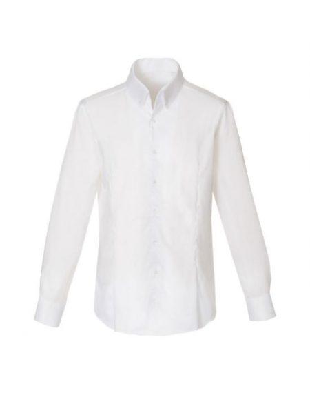 High button down πουκάμισο NaraCamicie T3557-HO3054