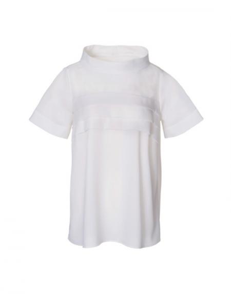 Μπλούζα με col roule γιακά NaraCamicie T7958-DO9078