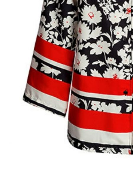 Kimono style γυναικείο πουκάμισο Nara Camicie T6994-FO9160