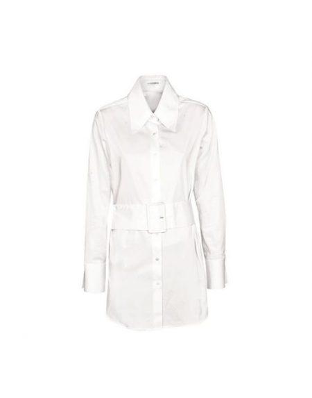 Γυναικείο long shirt με ζώνη Nara Camicie T3449-FO9235
