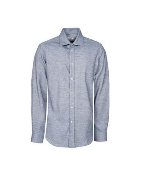 Cotton kapok ανδρικό πουκάμισο Nara Camicie I2106-LA0233