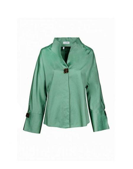 Fashionable γυναικείο πουκάμισο Nara Camicie T3449-FO9145