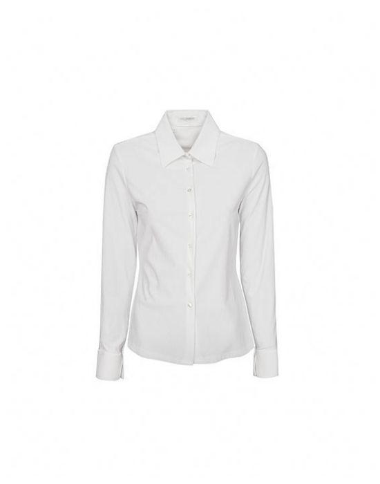 Κλασικό meryl rib πουκάμισο Nara Camicie T7044-FO9246