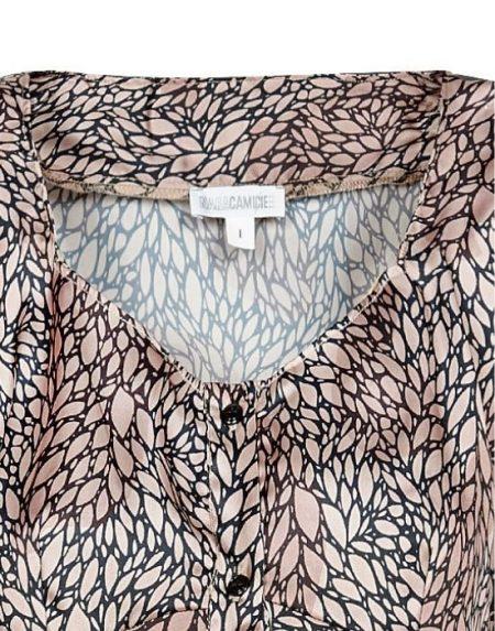 Κομψό γυναικείο long shirt Nara Camicie T6981-FO9158