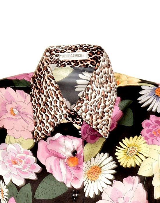 Mixed & Match γυναικείο πουκάμισο Nara Camicie T7045-FO9203