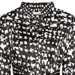 Twill patterned πουκάμισο Nara Camicie T7039-FO9211