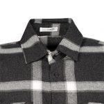 Plaid ανδρικό over shirt Nara Camicie T7024-HO3080