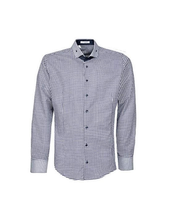 Prince de galles ανδρικό πουκάμισο Nara Camicie  T6983-HO3062